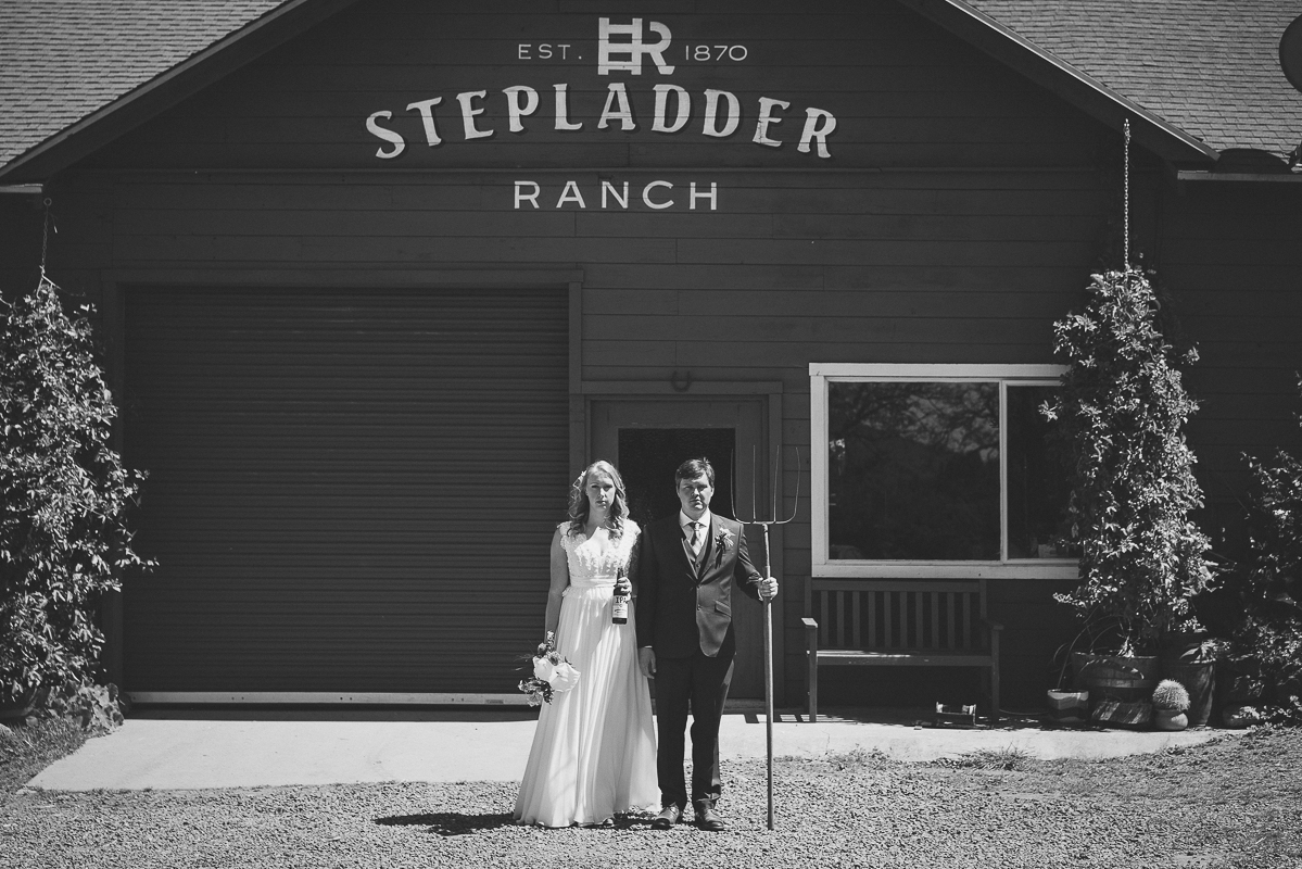 Stepladder Ranch Wedding Venue