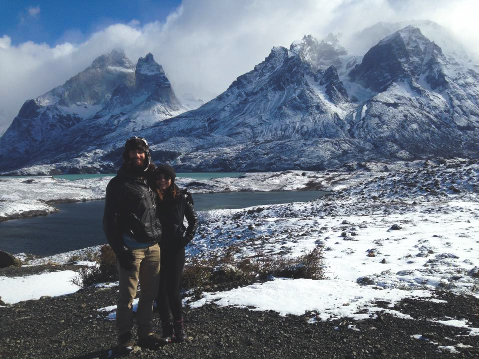 Our first week in Patagonia