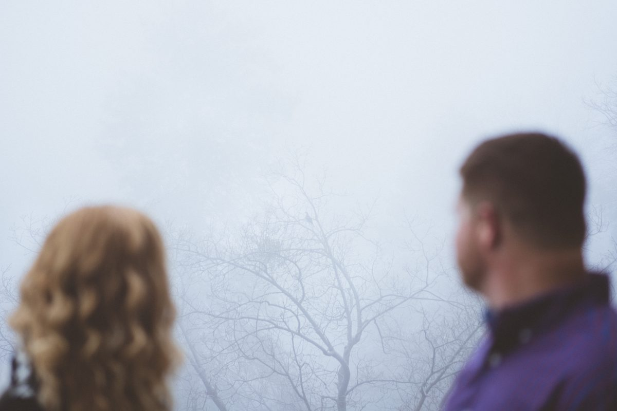 Artistic Outdoor Engagement Photography