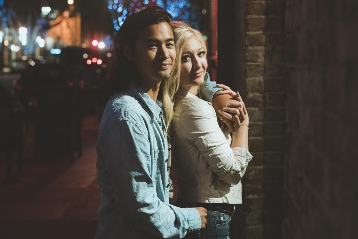 Souther California engagement session
